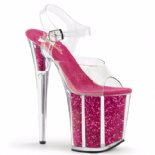 Scarpe Pleaser Flamingo-808G/C/HP